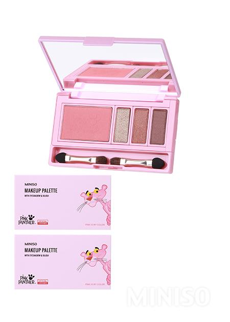 The Pink Panther Makeup Palette With